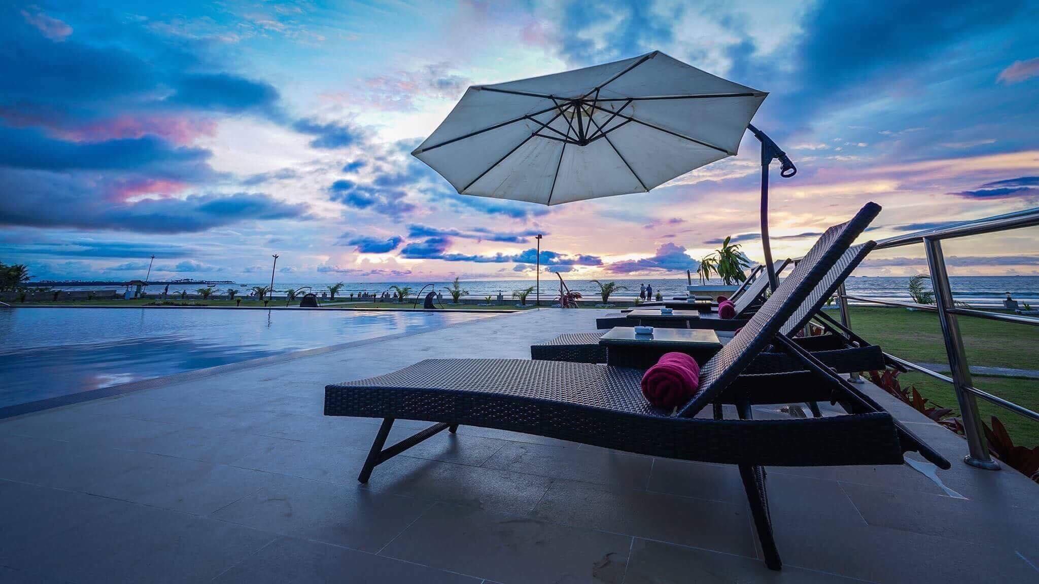 K Resort Ngwe Saung, Bassein