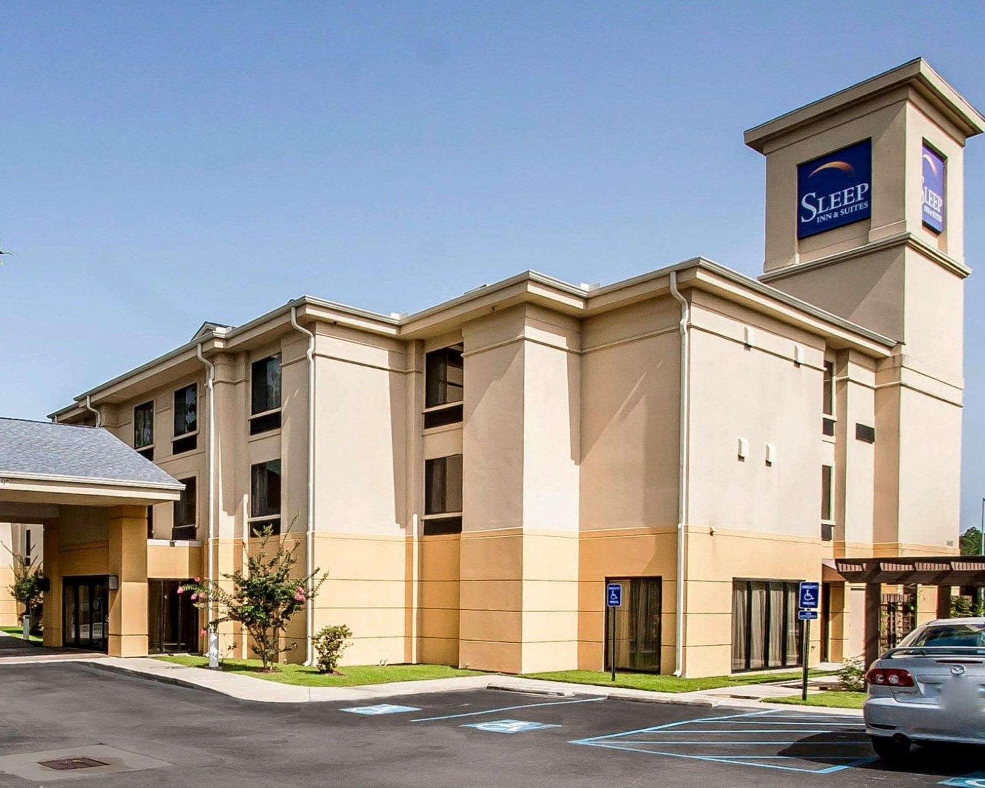Sleep Inn and Suites Hattiesburg, Forrest