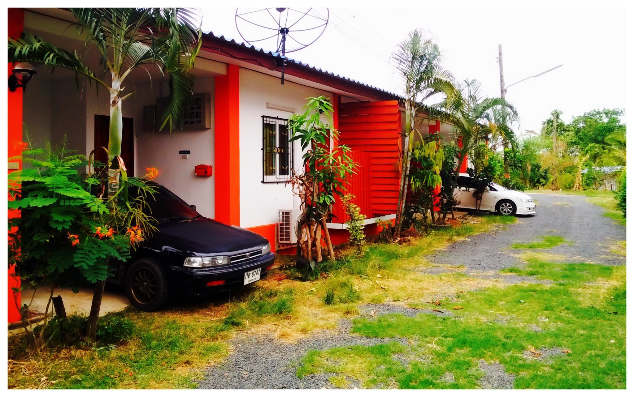 Baansuan House, Muang Ubon Ratchatani