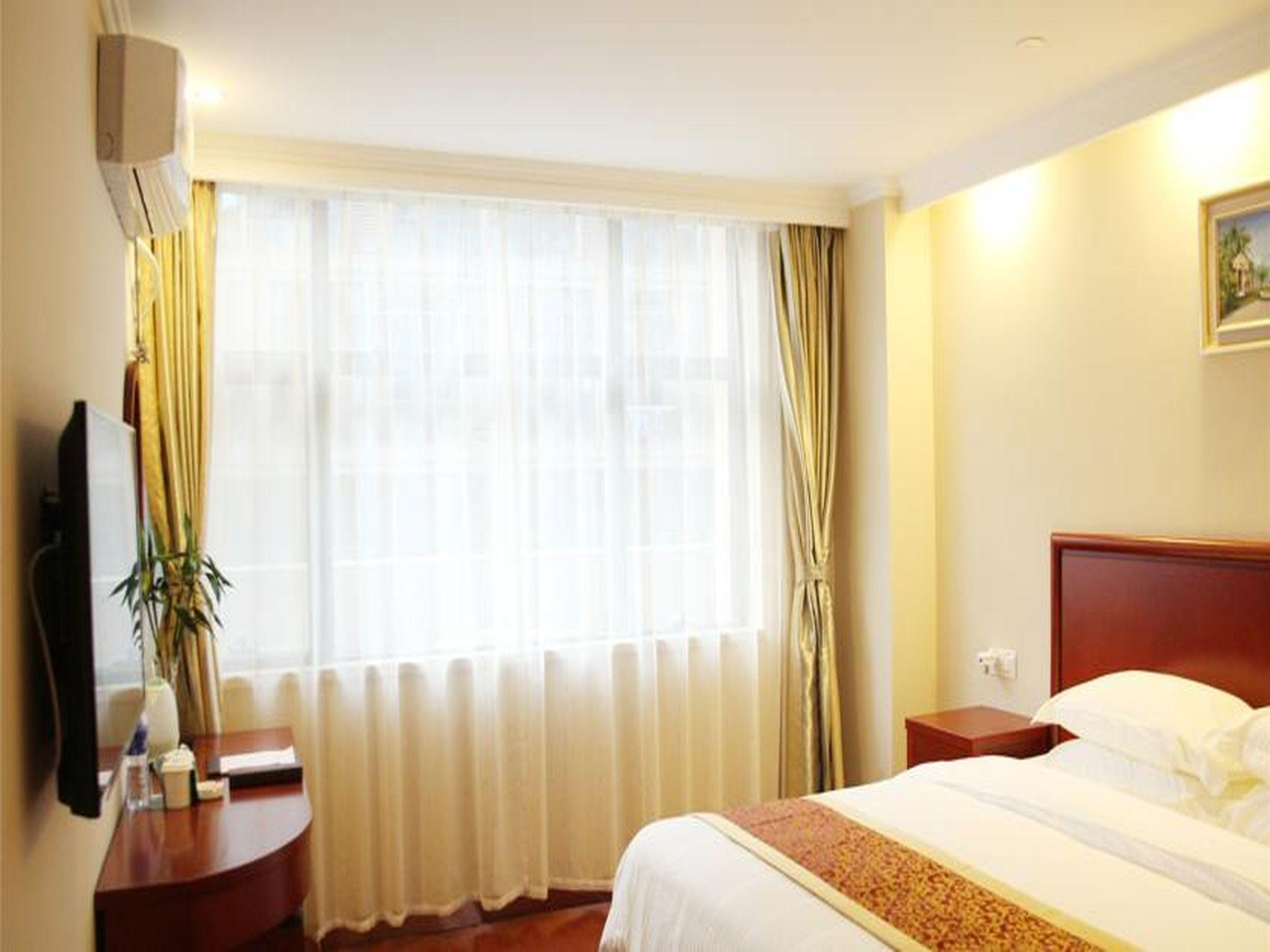 GreenTree Inn Heze West Zhonghua Road Jinzuan International Express Hotel, Heze