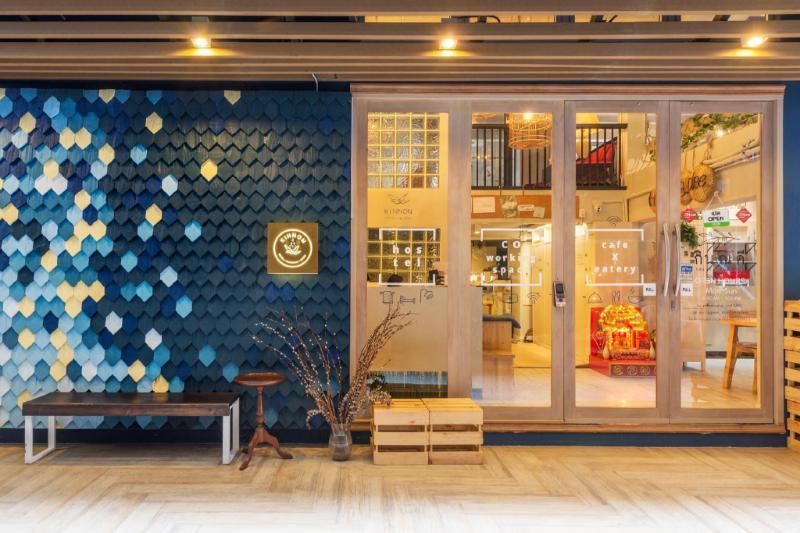 金諾豪華旅舍&咖啡館及辦公空間