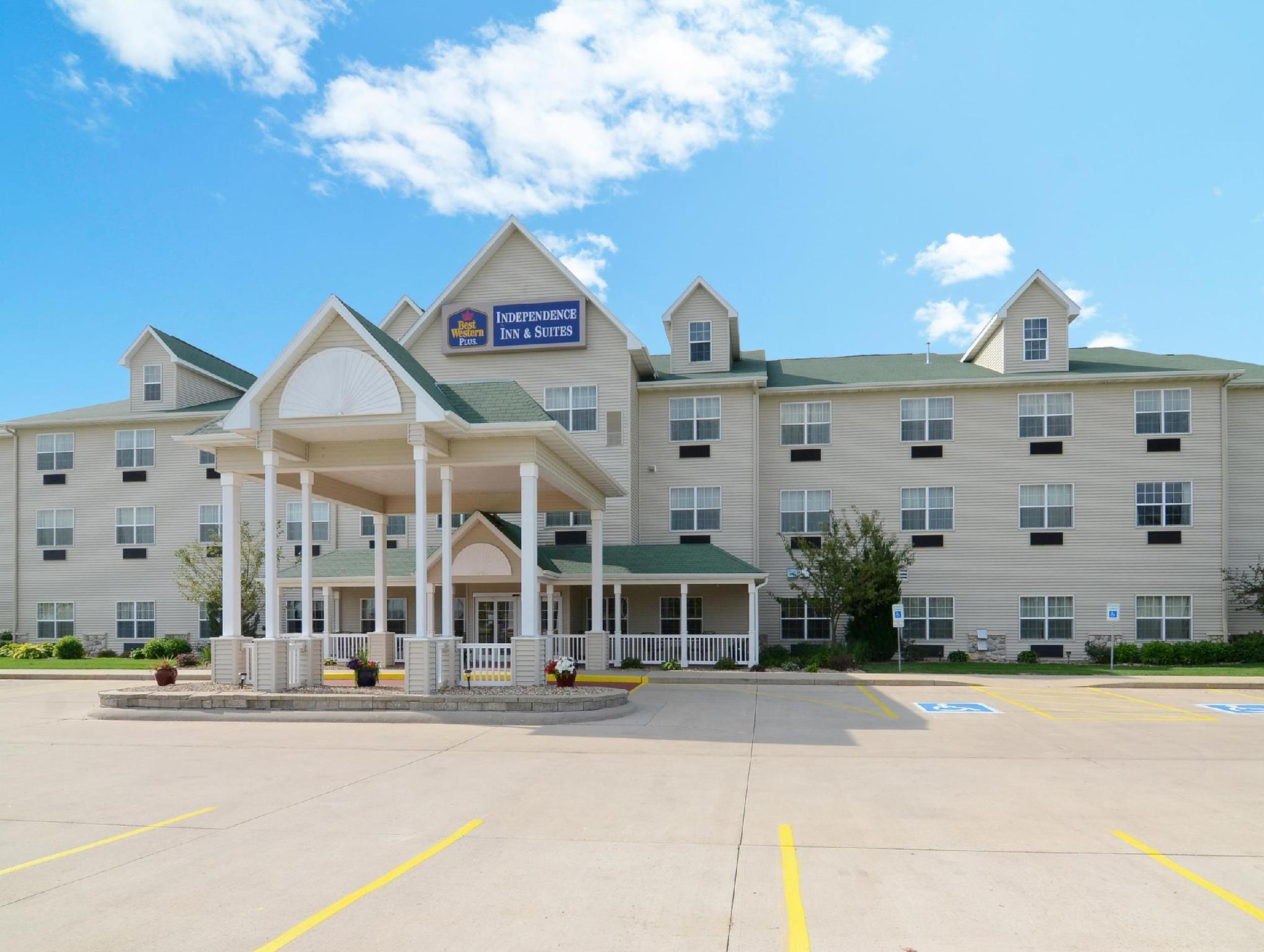 Best Western Plus Independence Inn and Suites, Buchanan