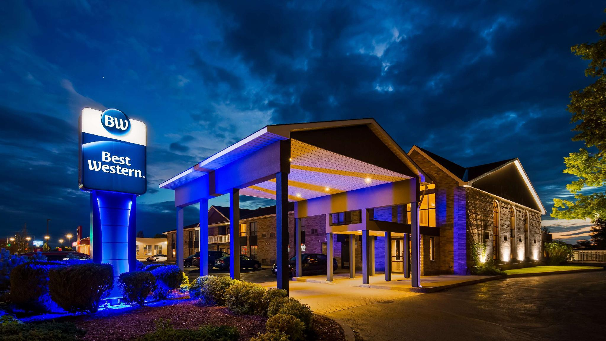 Best Western Colonel By Inn, Leeds and Grenville
