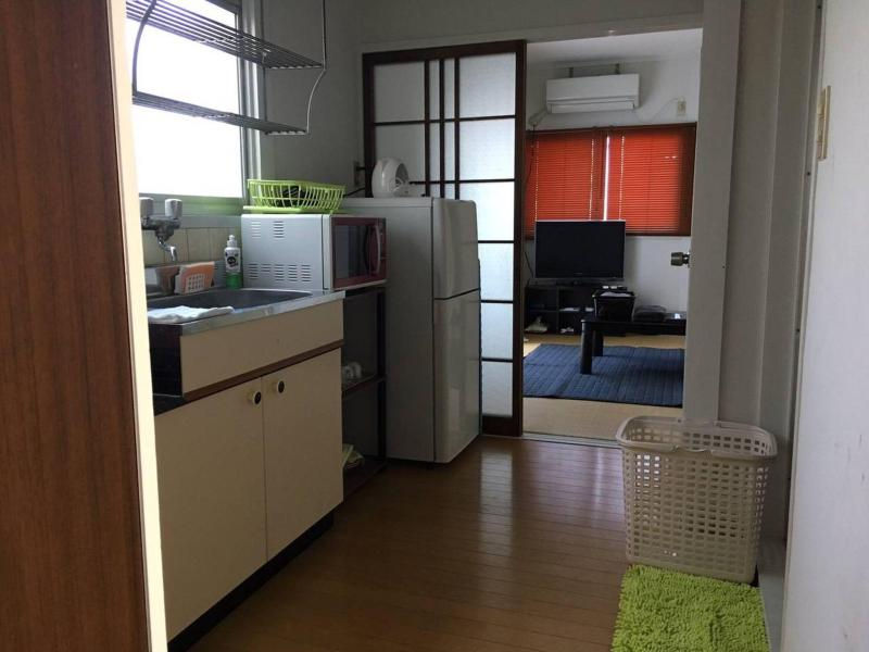 1 Japanese Modern Room with kitchen and Bathroom  2102