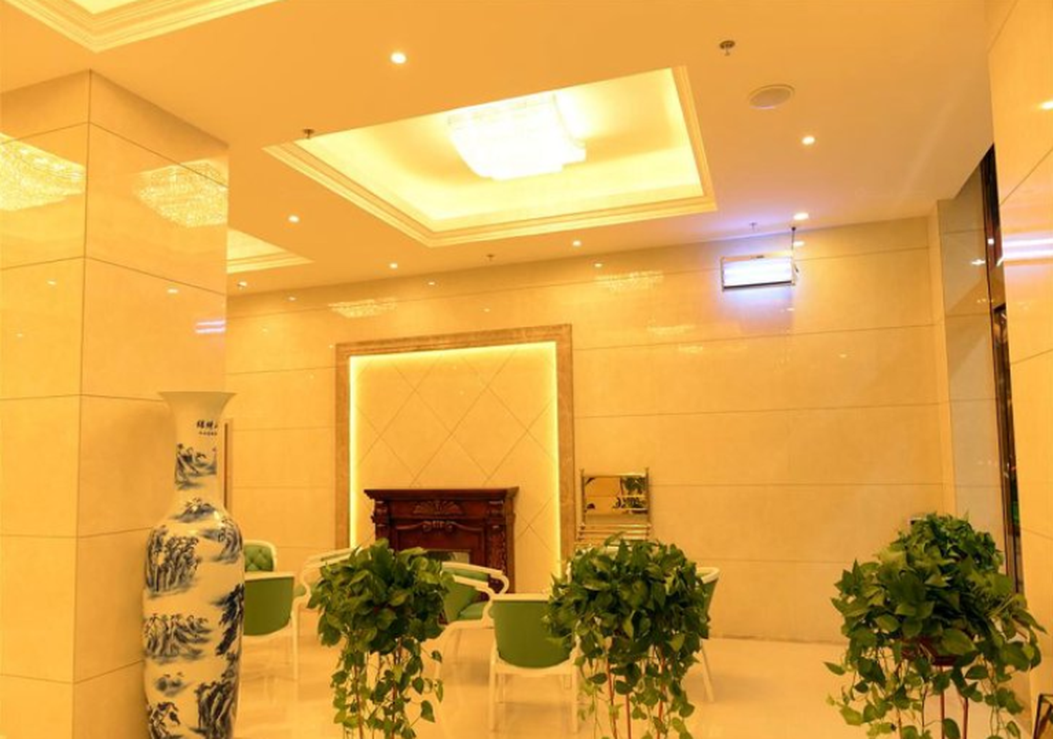 GreenTree Inn Jinzhong Yuci Taiyu Road Cultural and Educational City Business Hotel, Jinzhong