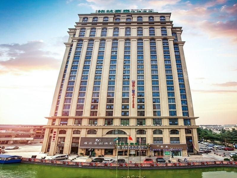 GreenTree Inn Yan an Luochuan Fuqian Street Express Hotel, Yan'an