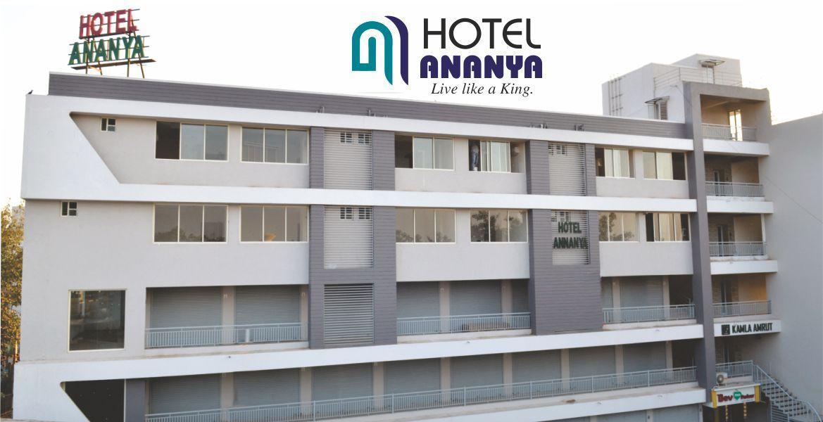 Hotel Ananya Gujarat, Gandhinagar