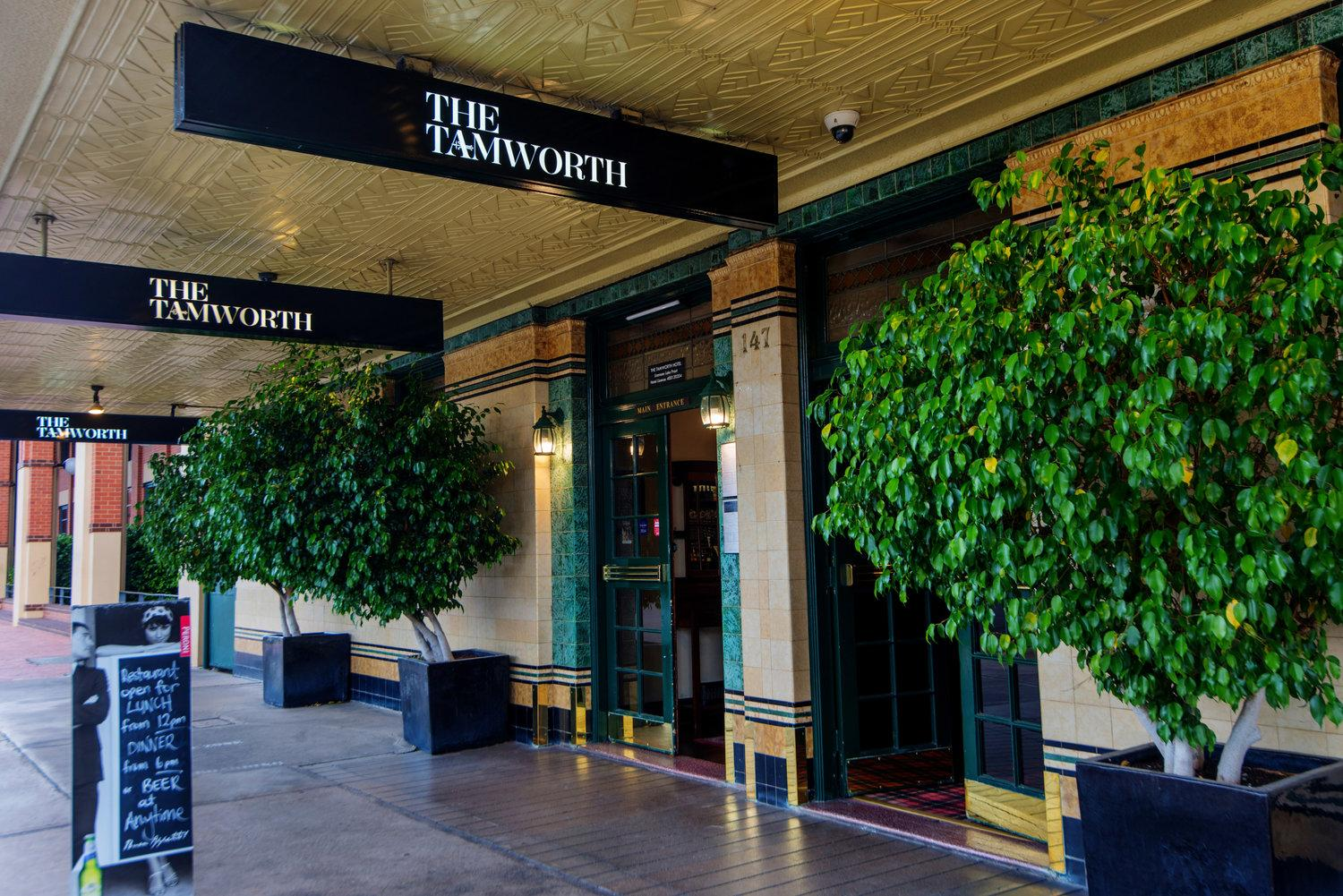 Tamworth Hotel, Tamworth Regional - Pt A
