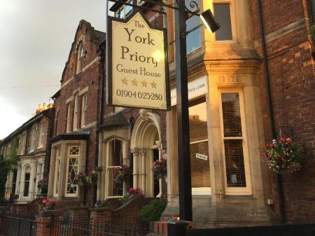 photo of The York Priory Guest House (York, United Kingdom)