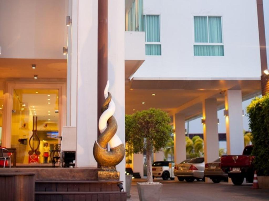 プラジャクトラ デザイン ホテル15