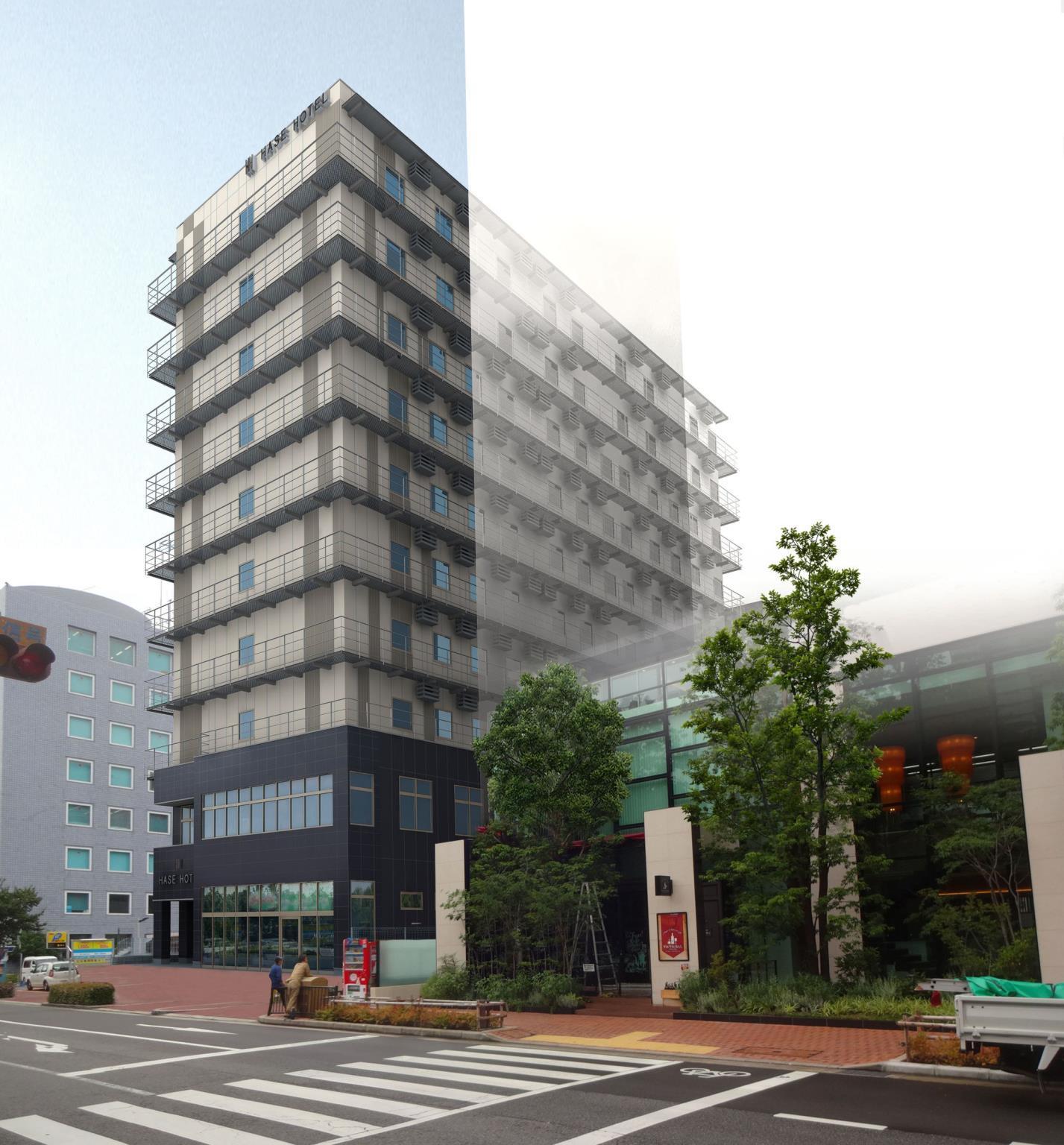 Y's Hotel Hanshinamagasaki-Ekimae, Amagasaki