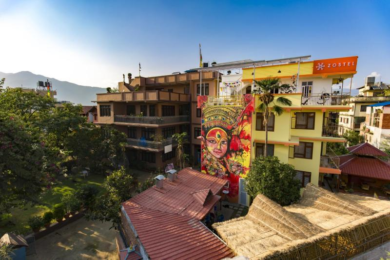 加德滿都左思特飯店