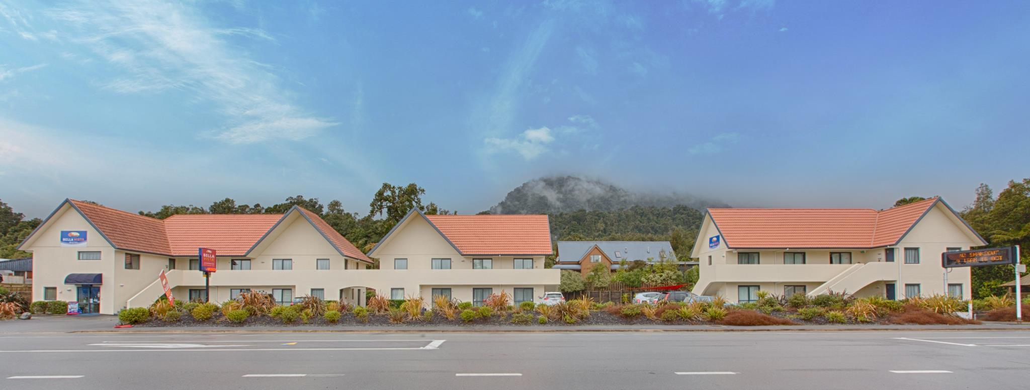 Bella Vista Fox Glacier Motel, Westland