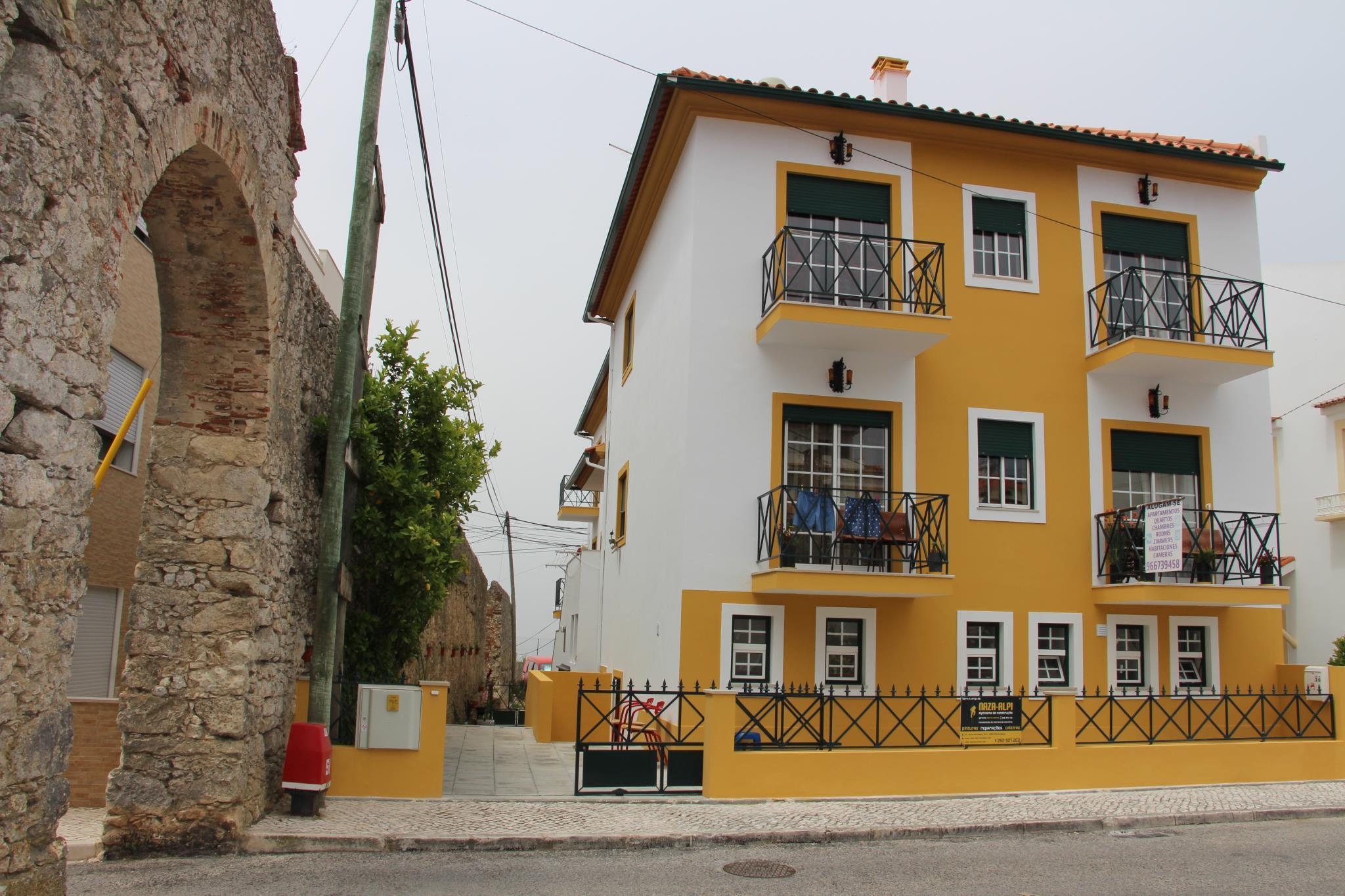 Vina's Place, Nazaré