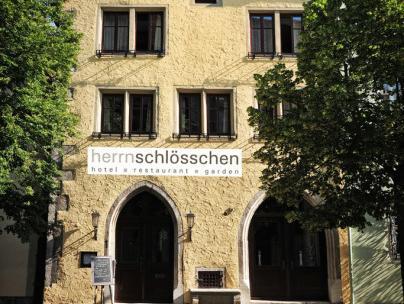 Hotel Herrnschloesschen, Ansbach