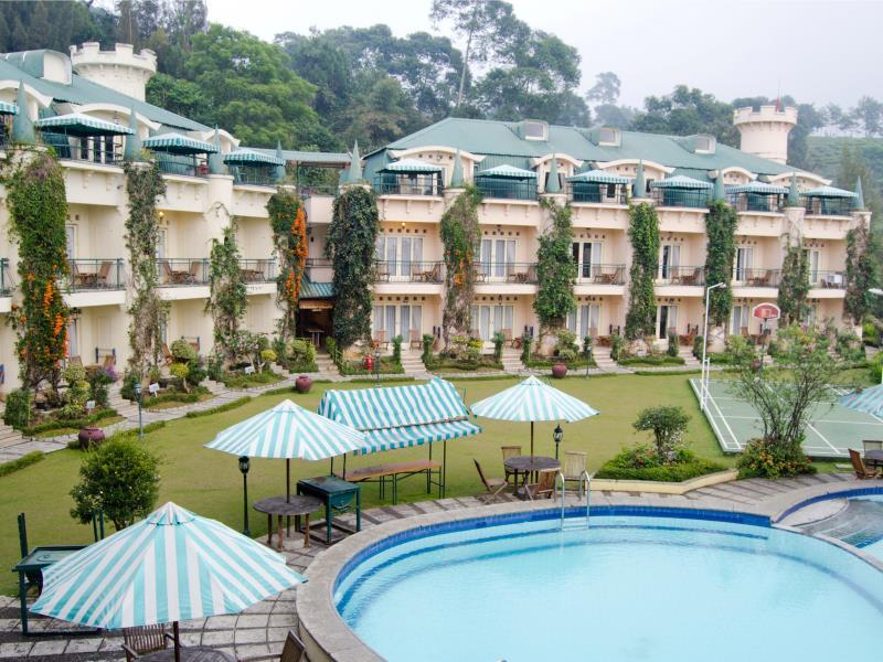 Club Bali Suites @ Kota Bunga, Cianjur