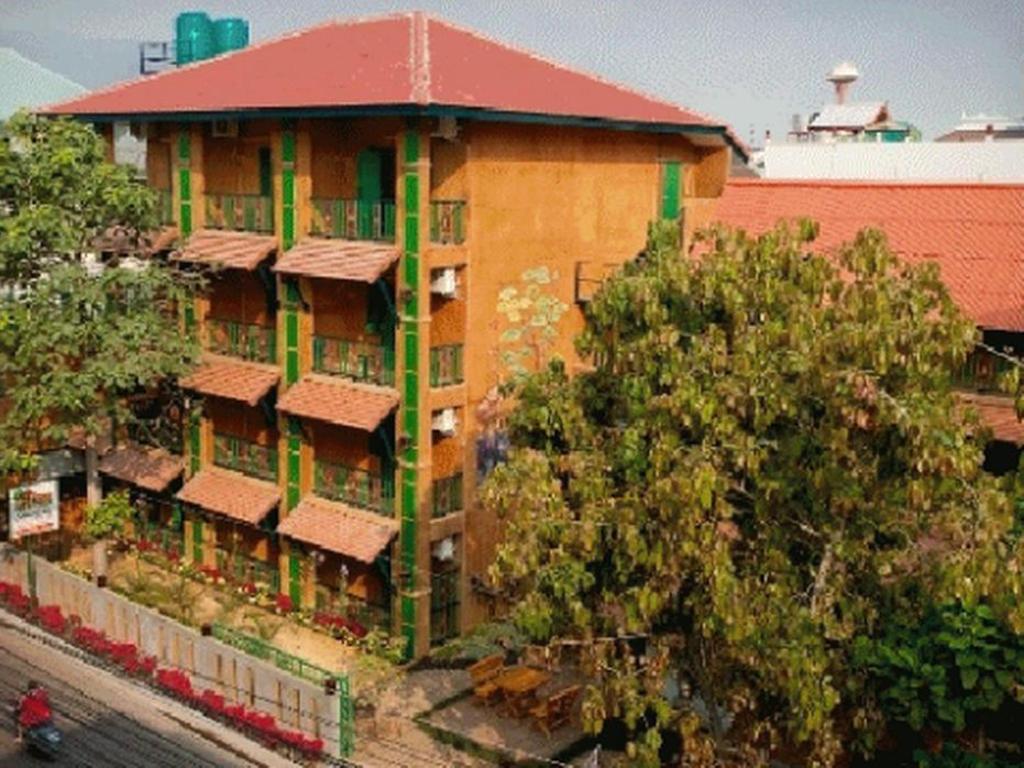 サワディー チェンマイ ハウス ホテル1