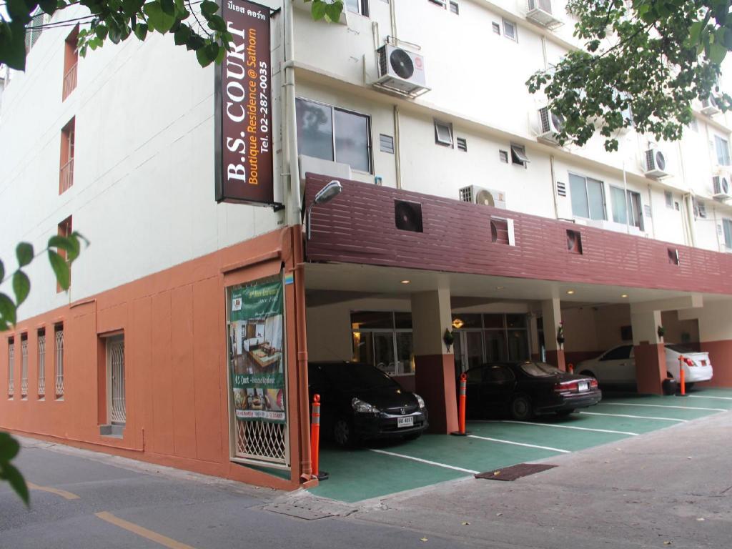 B.S コート ホテル5