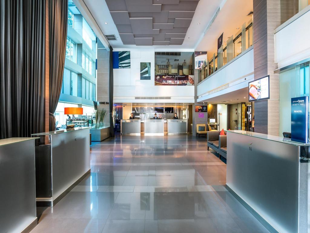 ノボテル バンコク フェニックス シーロム ホテル2
