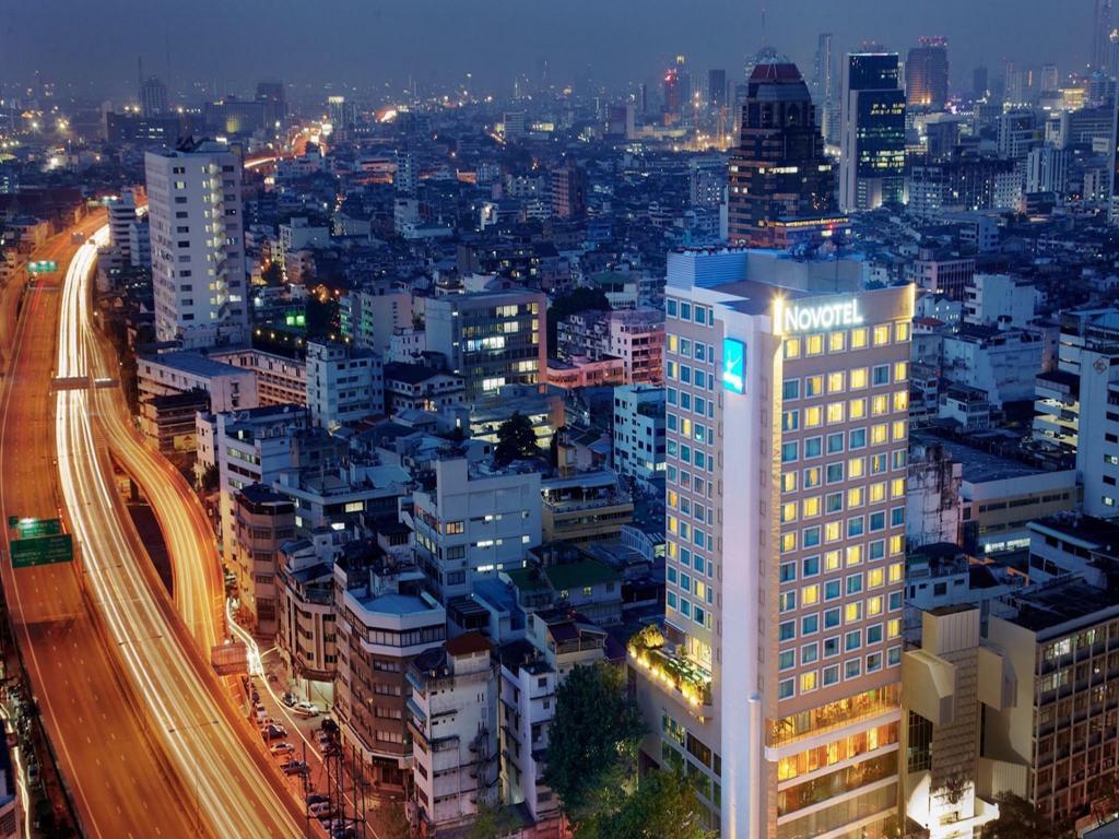 ノボテル バンコク フェニックス シーロム ホテル1