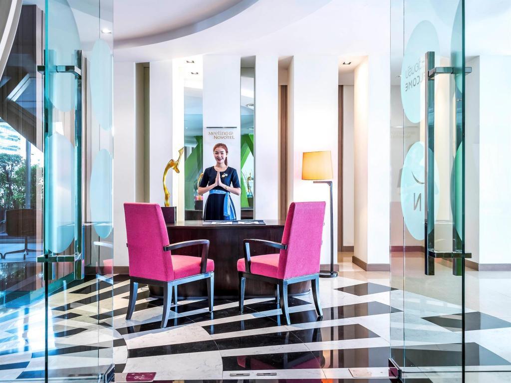 ノボテル バンコク フェニックス シーロム ホテル3