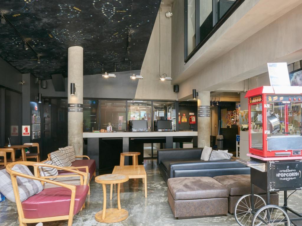 ラップ ディー バンコク サイアム スクエア ホテル2