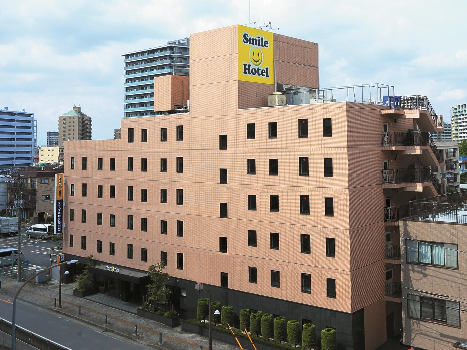 Smile Hotel Kawaguchi, Kawaguchi