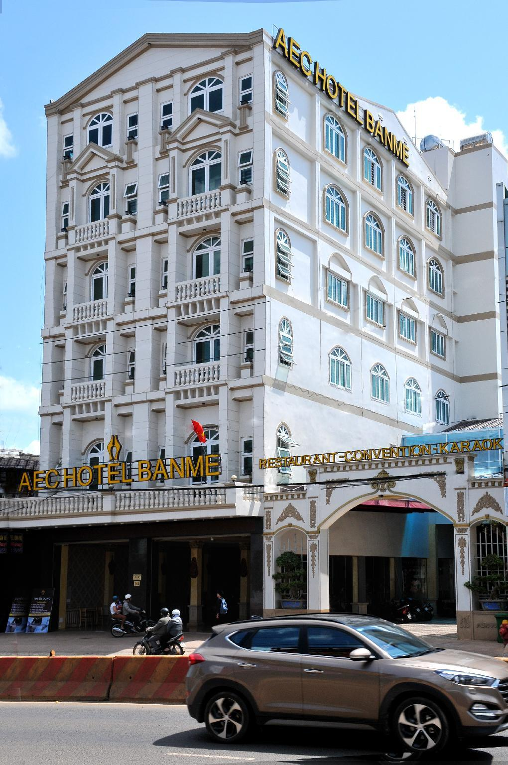 Aec Hotel Banme, Buon Ma Thuot