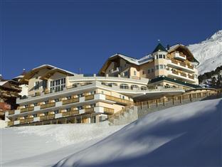 Hotel Alpenaussicht Obergurgl