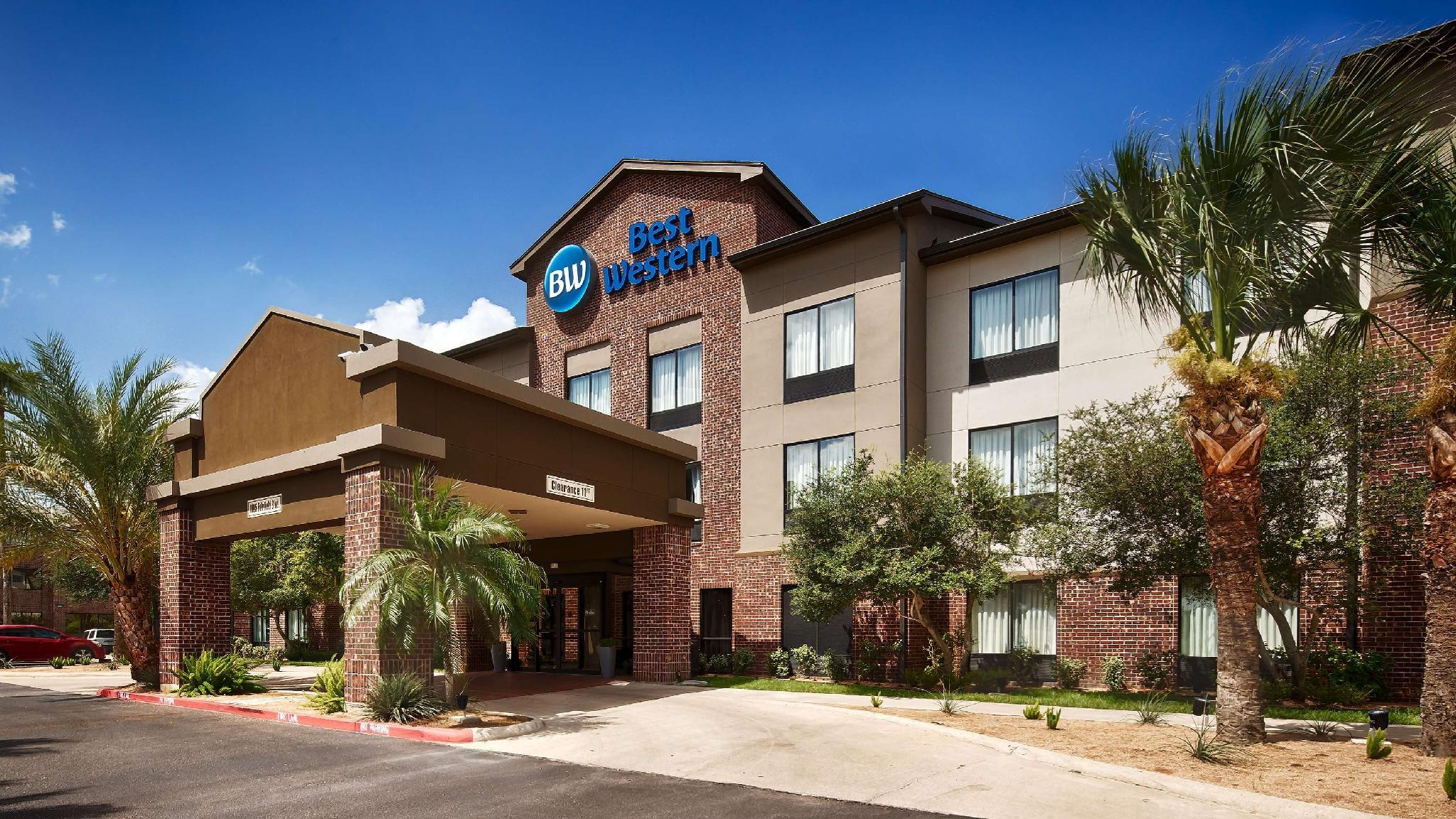 Best Western Town Center Inn, Hidalgo