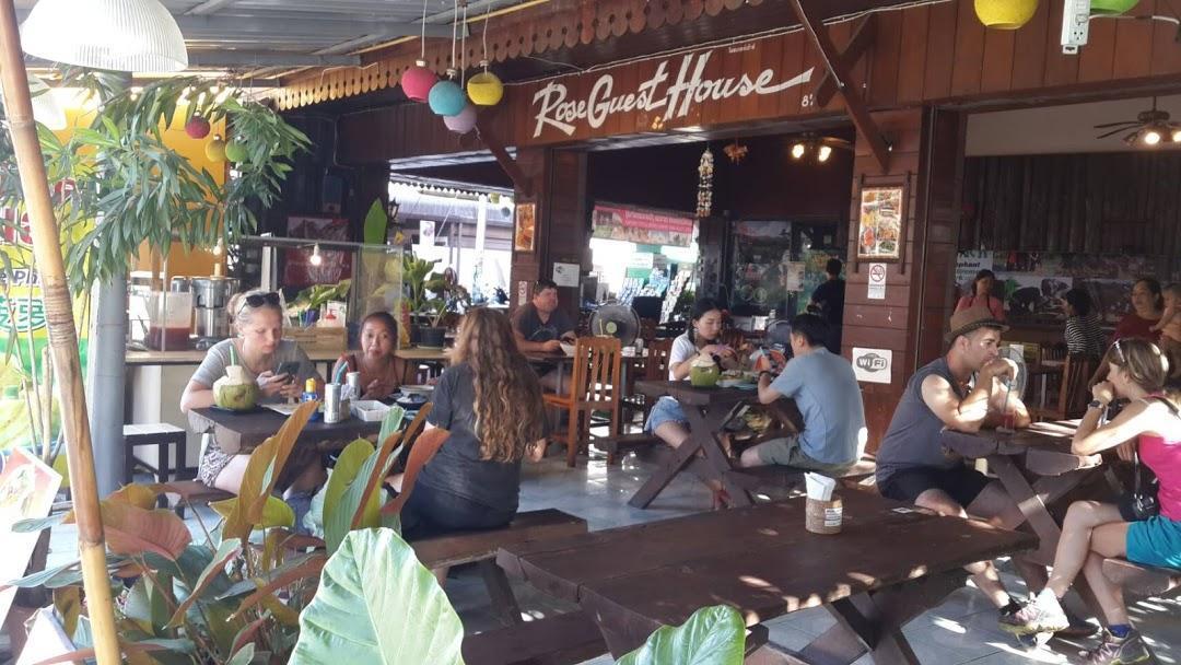 Rose Guest House Chiang Mai, Muang Chiang Mai