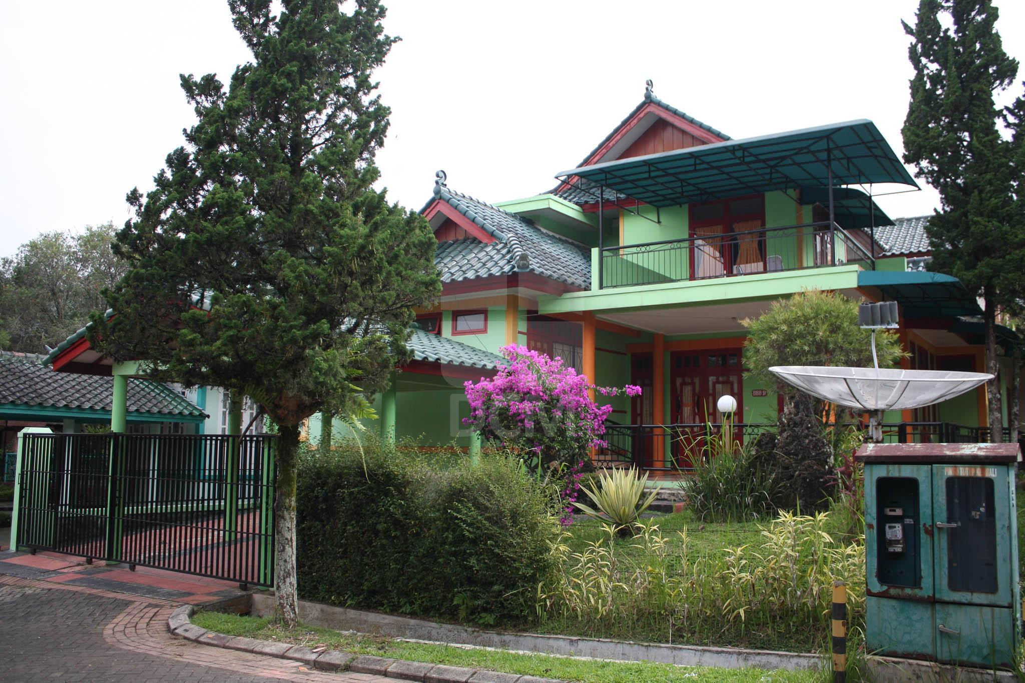 Villa Kota Bunga Camelia, Cianjur