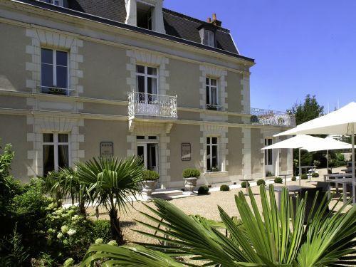 Hôtel Le Pavillon des Lys