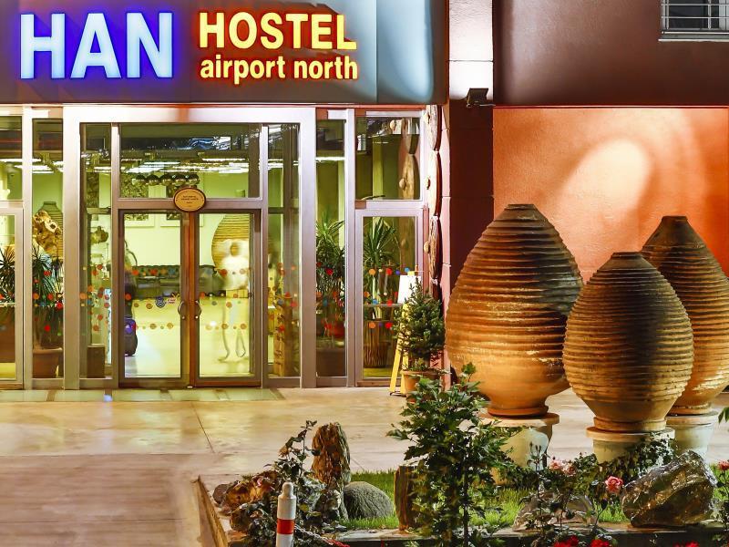 Han Hostel Airport North,Bahçelievler