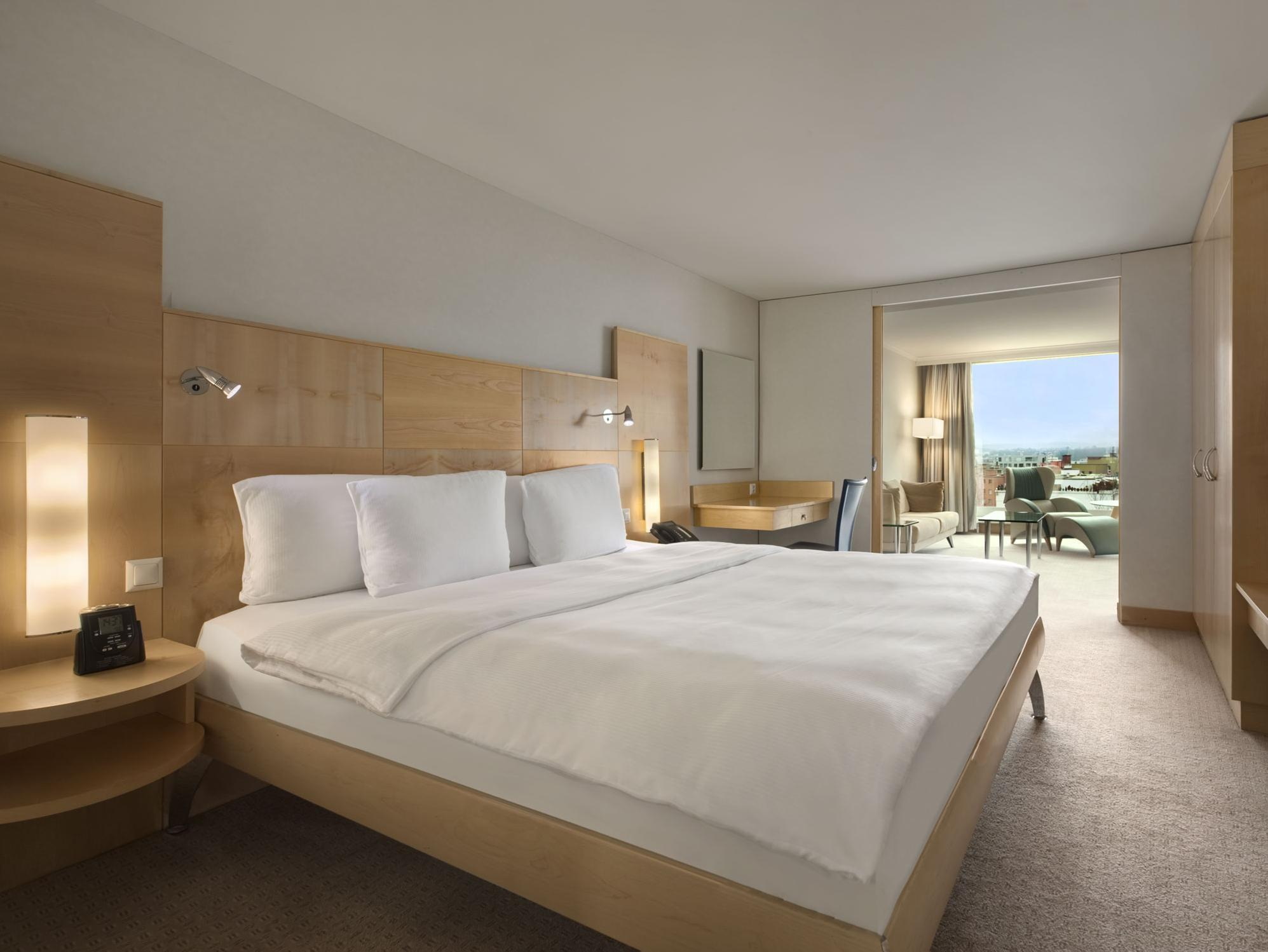 Best Price on Hilton Zurich Airport Hotel in Zurich + Reviews