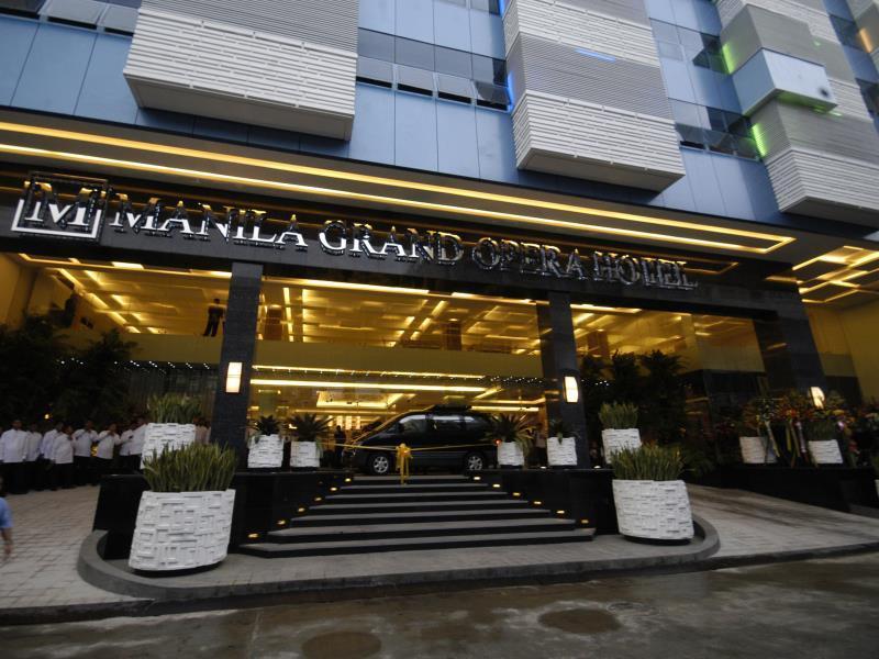 Manila Grand Opera Hotel -