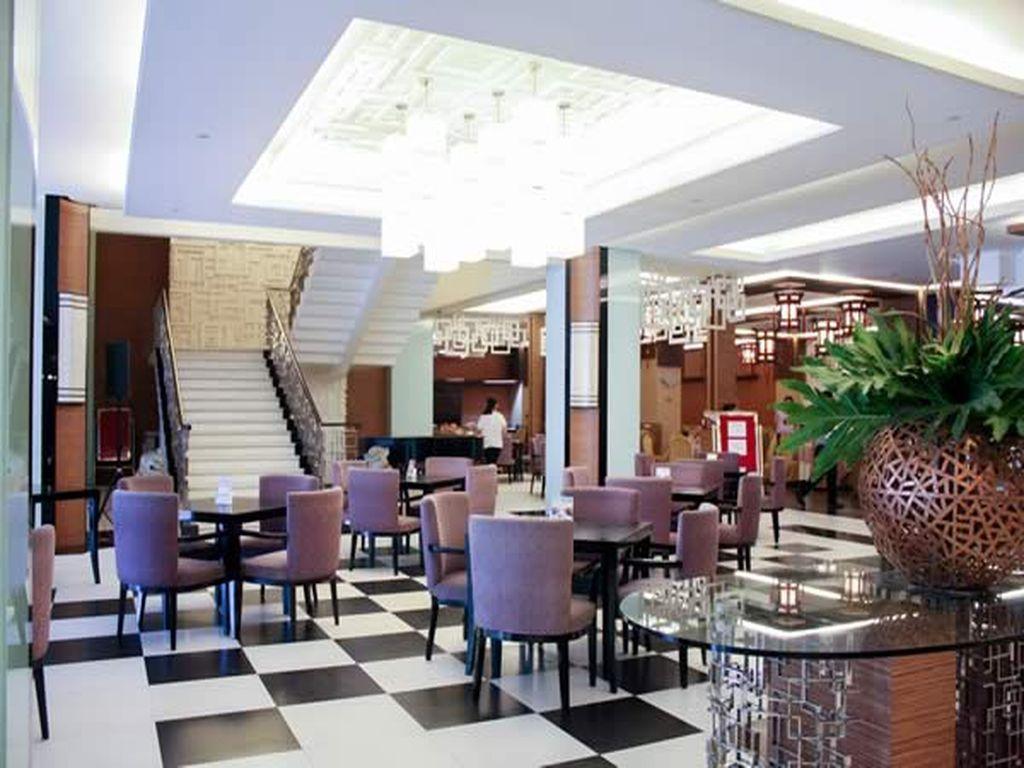 Manila Grand Opera Hotel - Lobby
