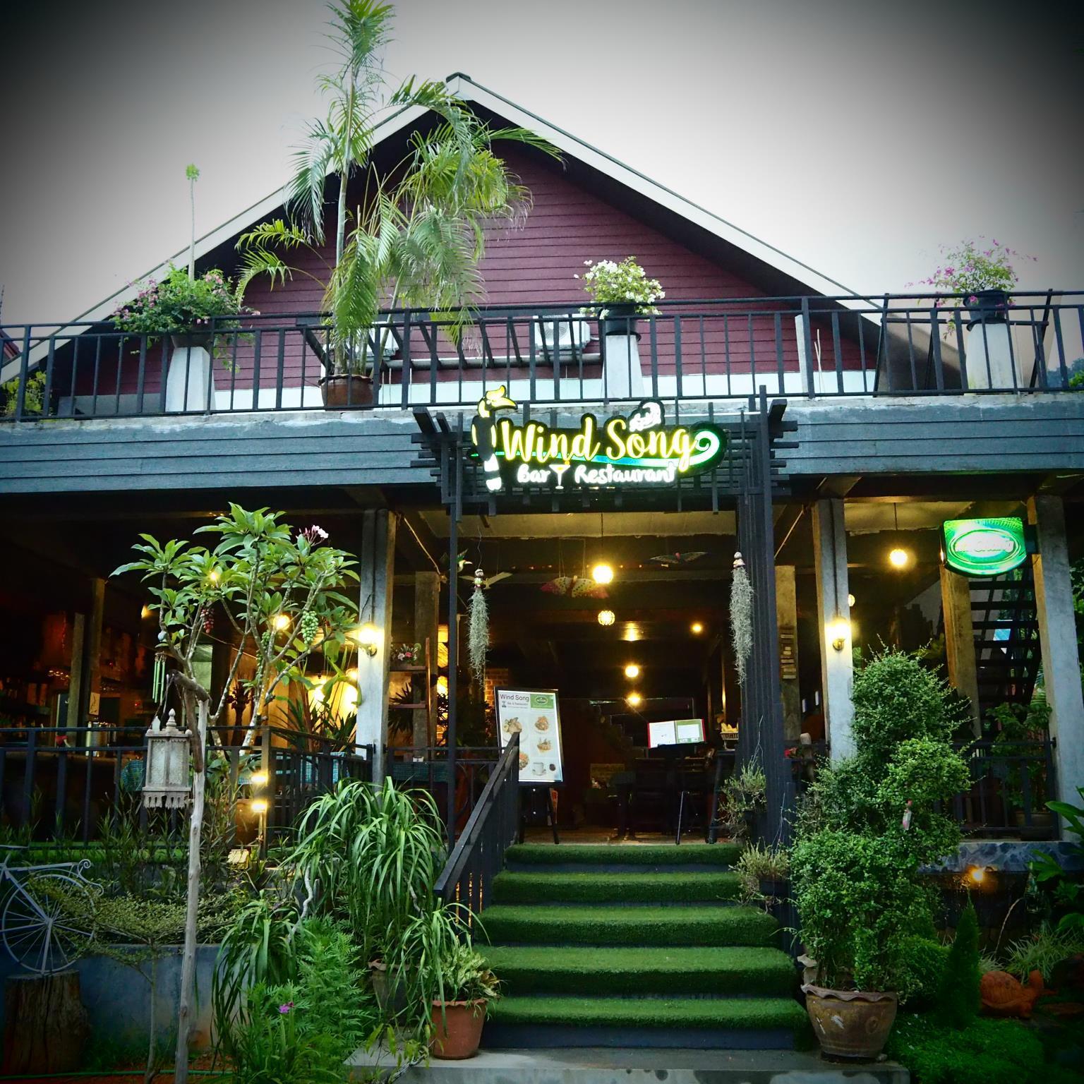 Khao Sok Green Valley Resort, Phanom