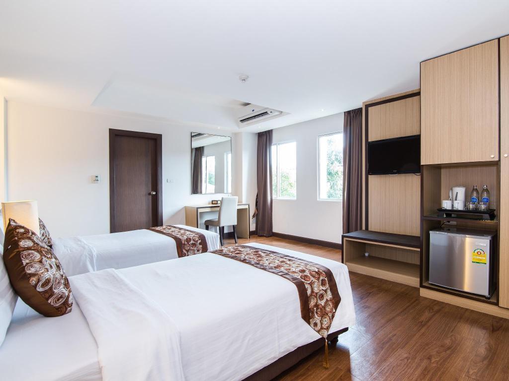 アヴィオン アパート ホテル12