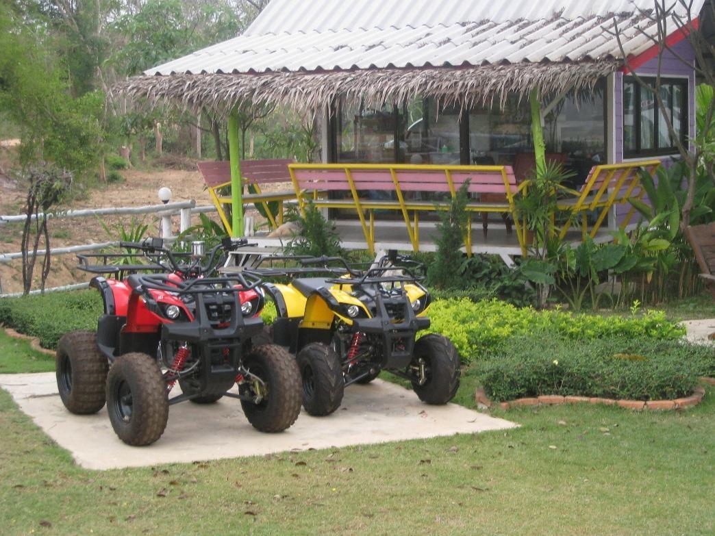 Rai Sooksangchan Resort, Kaeng Krachan