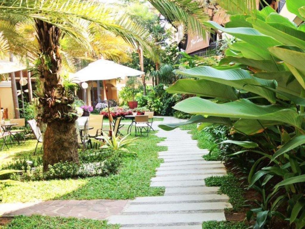 ピーマン ガーデン ホテル11