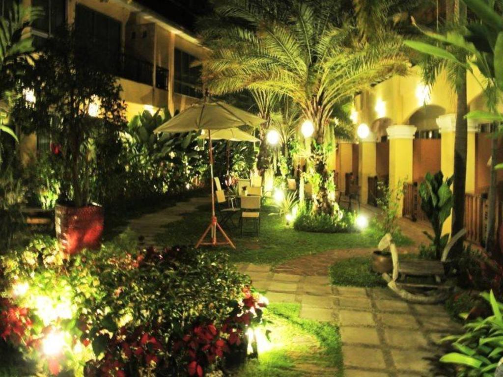 ピーマン ガーデン ホテル15