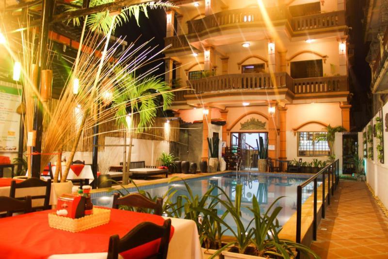 熱帶微風旅館