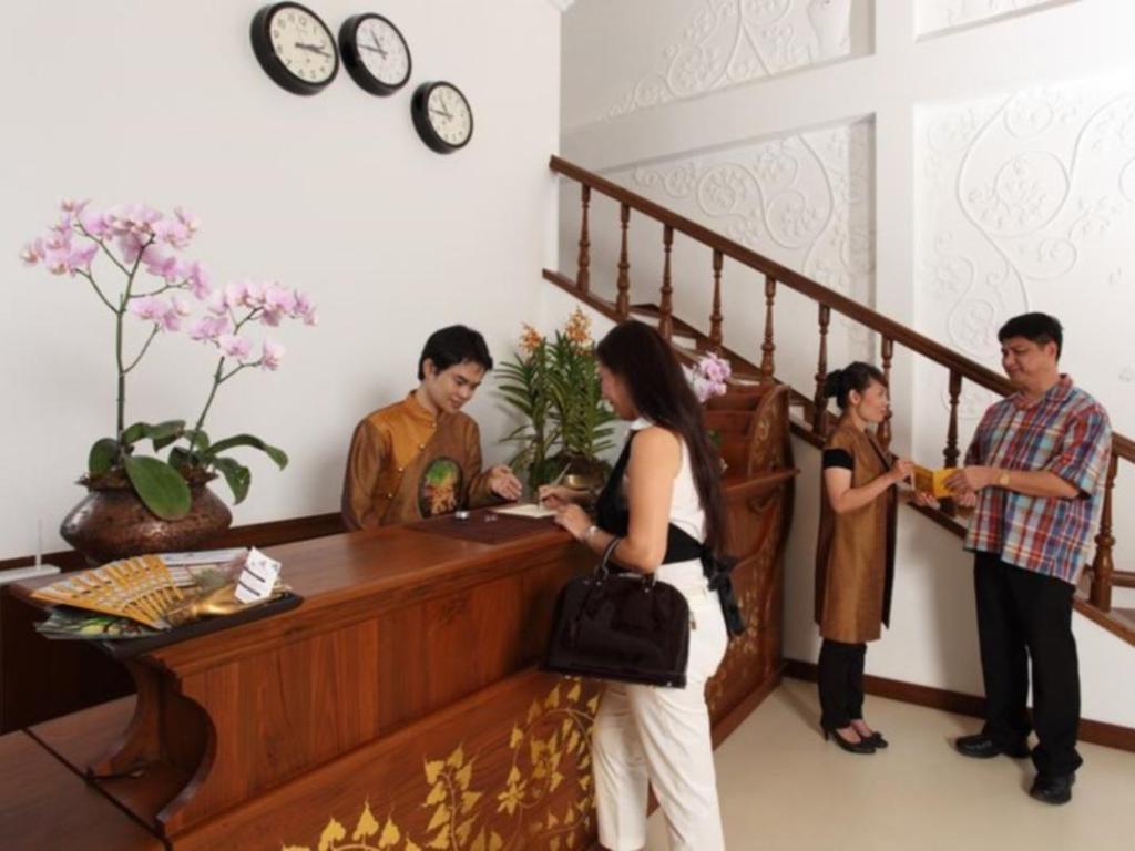 コドカスリ タニ ホテル11