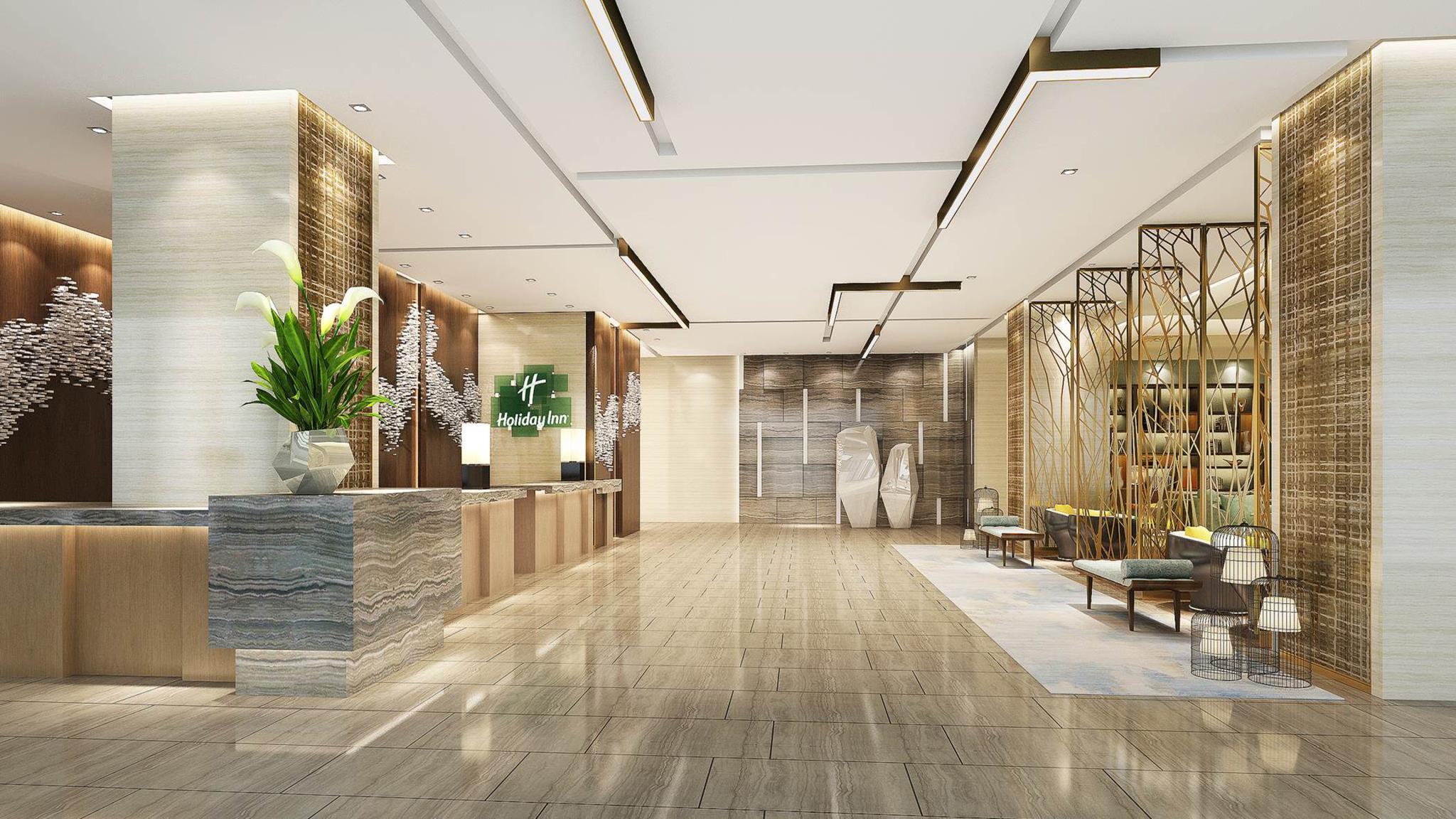 Holiday Inn Baoji Central, Baoji