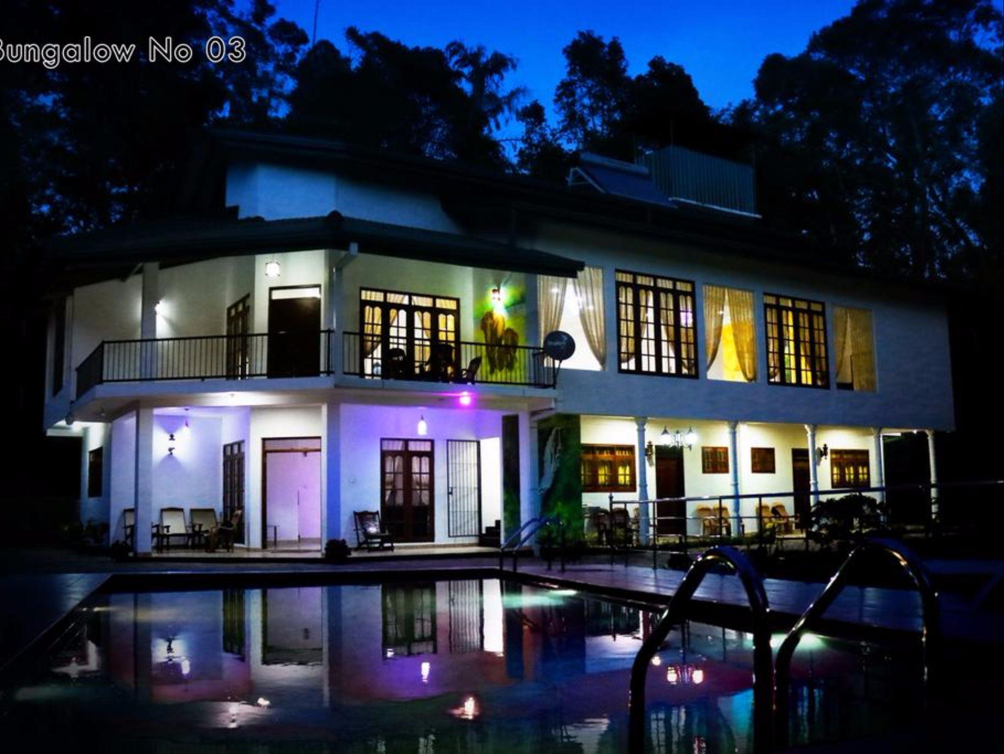 Blue Mountain Resort., Haputale
