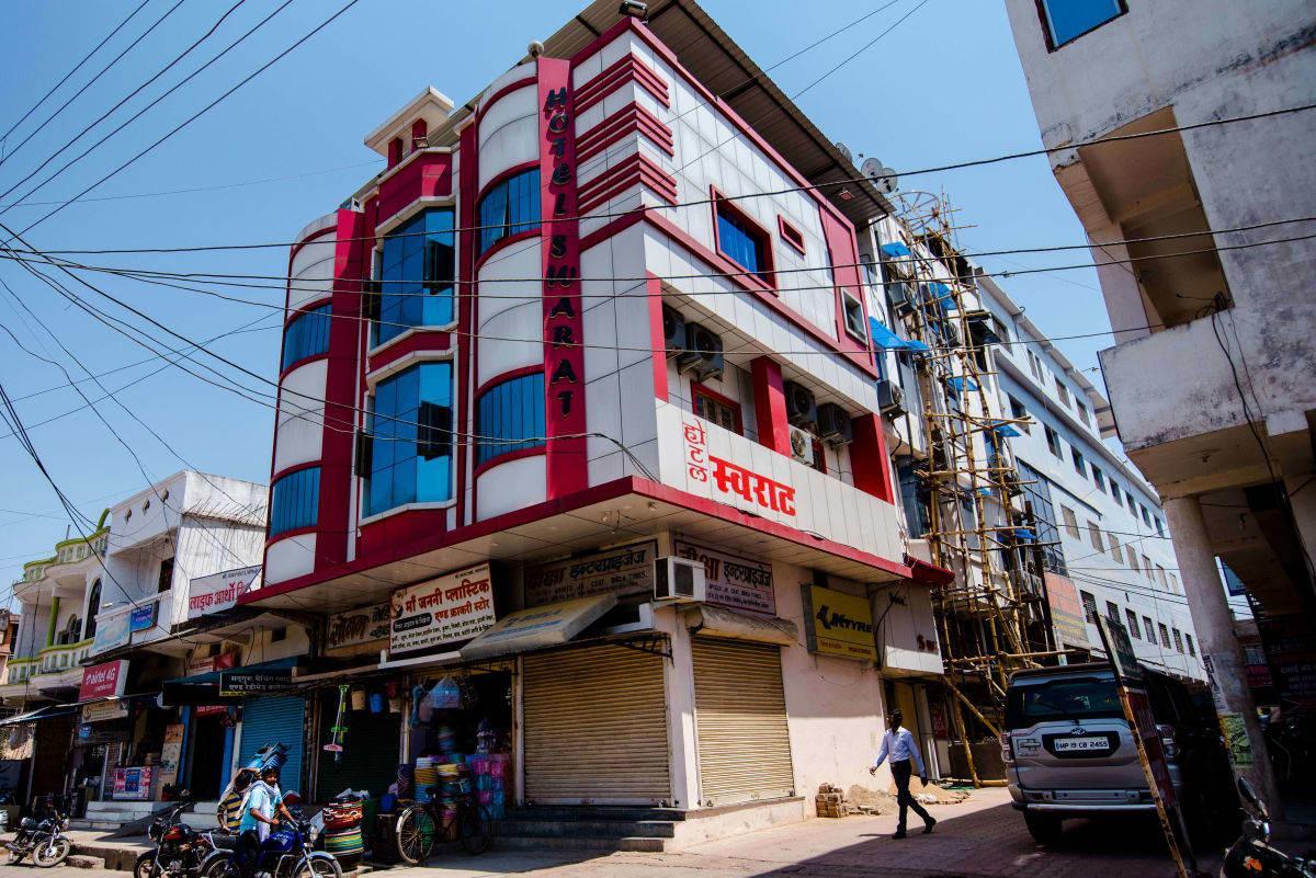 Hotel Swarat, Satna