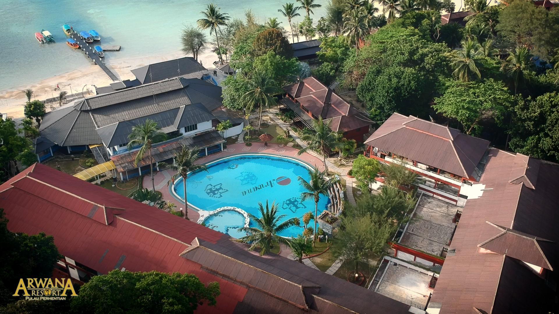 Arwana Perhentian Eco Resort & Beach Chalet, Besut