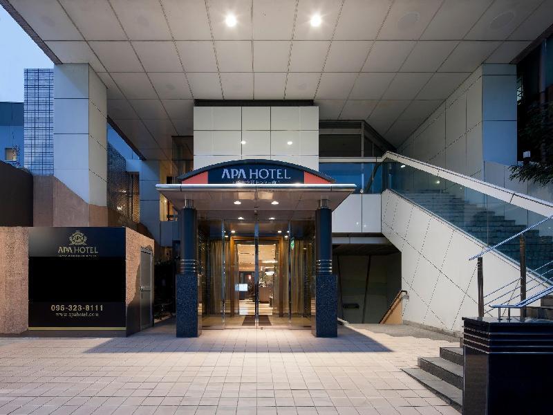 APA飯店 - 熊本交通中心南
