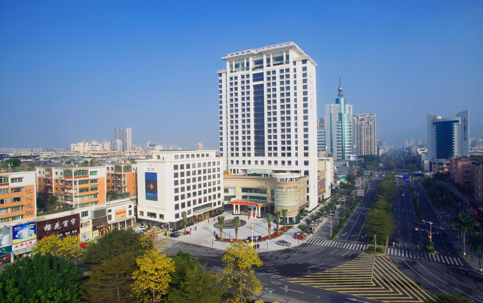 RongJiang hotel, Jieyang
